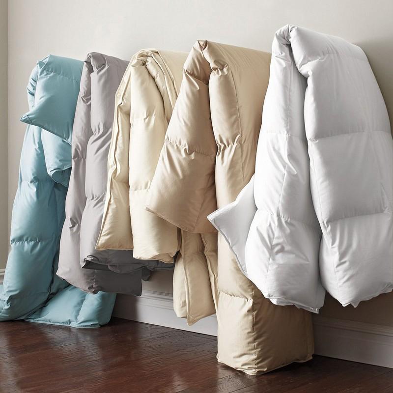 100% венгерское пуховое одеяло