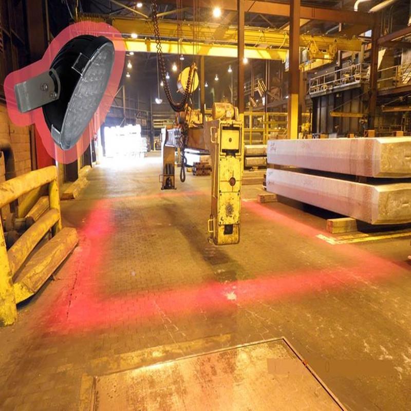 Инновационные сигнальные лампы для мобильного оборудования и мостовых кранов