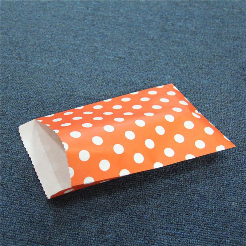 Маленькие бумажные мешки для упаковки Party Gift Candy упаковочные пакеты