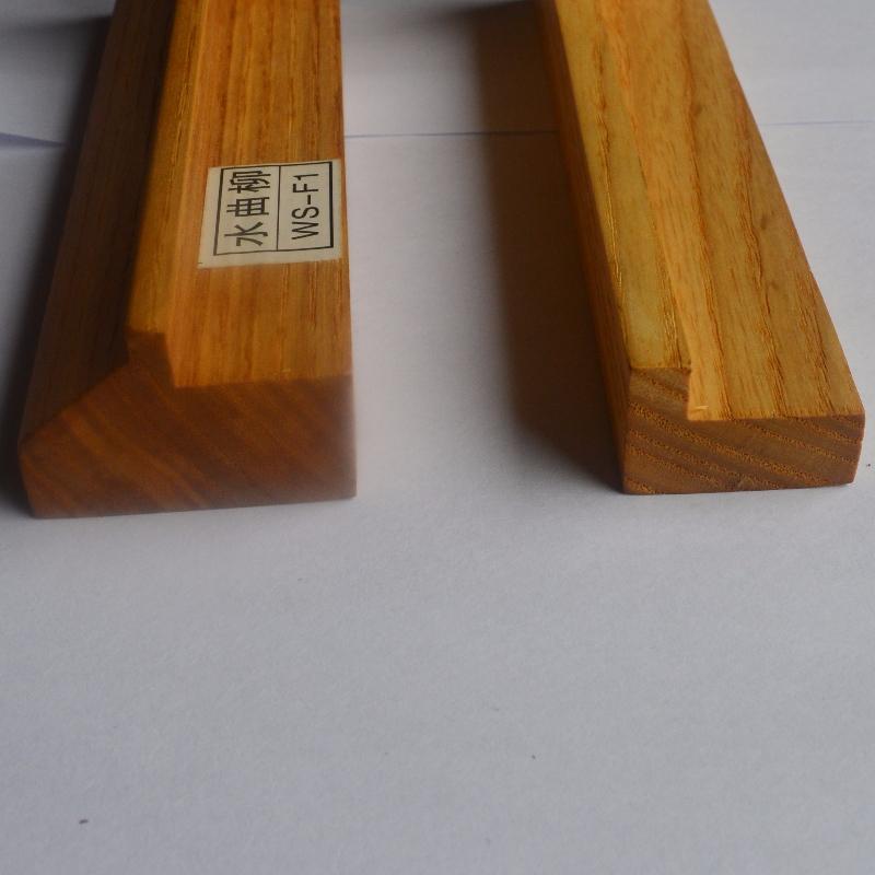 Фоторамка на заказ из массива дерева (Fraxinus mandshurica Rupr)