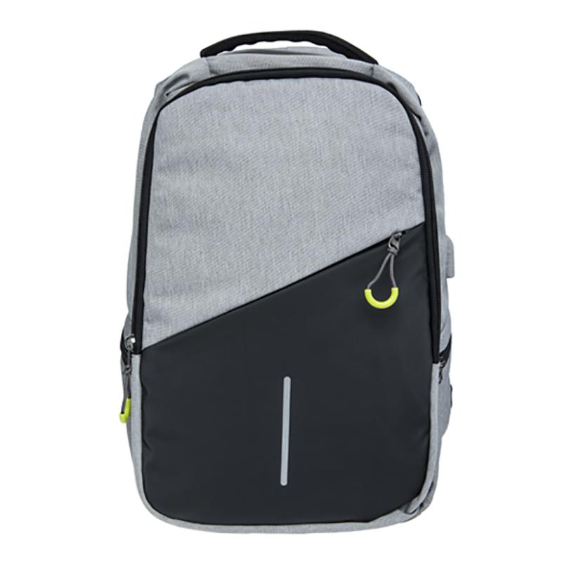 18SA-7132M USB зарядка сумка для ноутбука водонепроницаемый компьютер рюкзак, ноутбук рюкзак