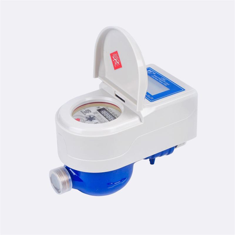 Счетчик предоплаченной воды IC-карты