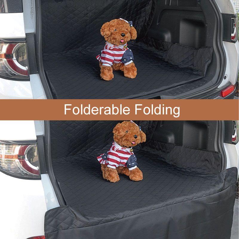 Автомобильный багажник коврик для собаки