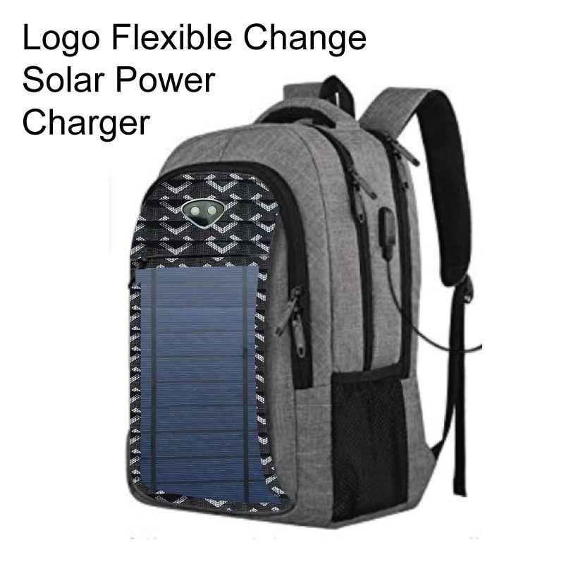 Солнечная энергия Рюкзак для мужчин