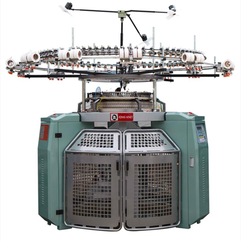 термо - оптовая кругловязальная машина
