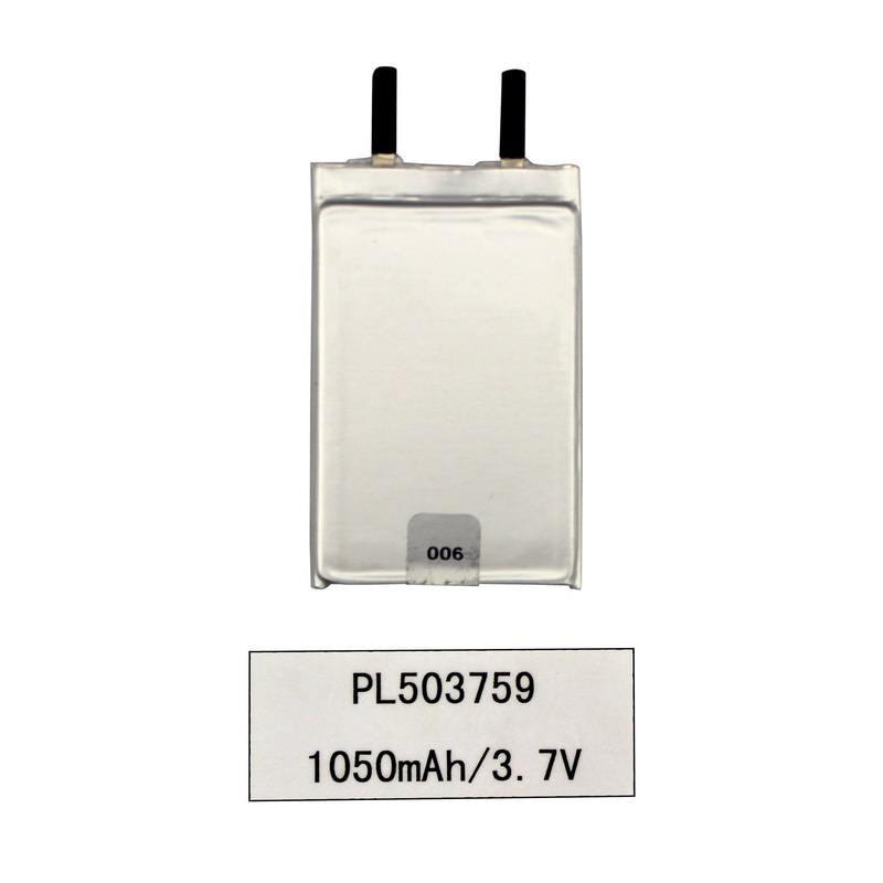3.7 В Литий-Ионный Липо Полимерный 1050 мАч Цифровой Аккумулятор Продукта