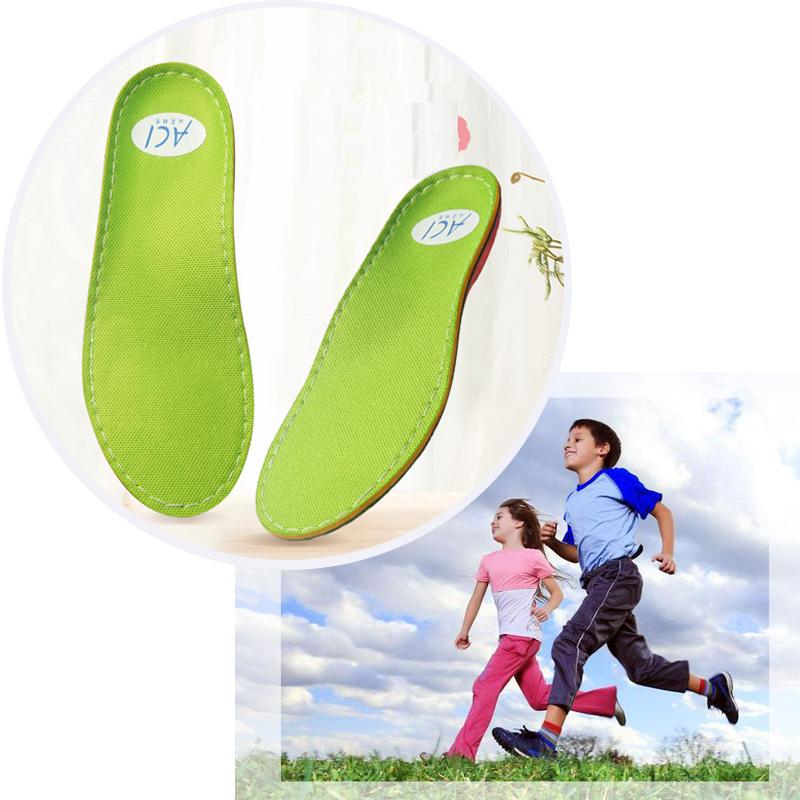 Оптовые детские настраиваемые спортивные стельки для здоровья (ACF)