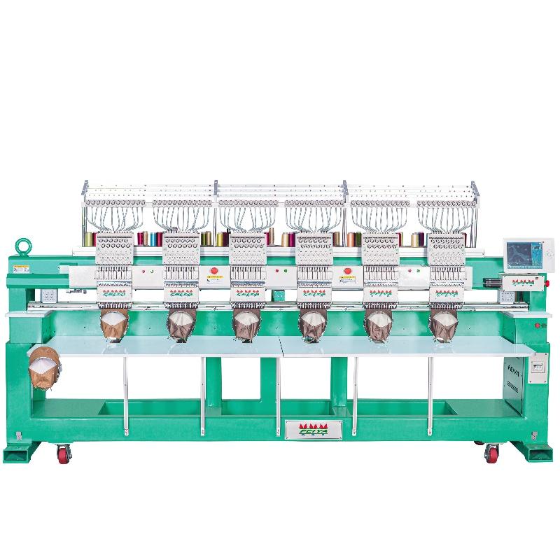 Цилиндрическая вышивальная машина серии