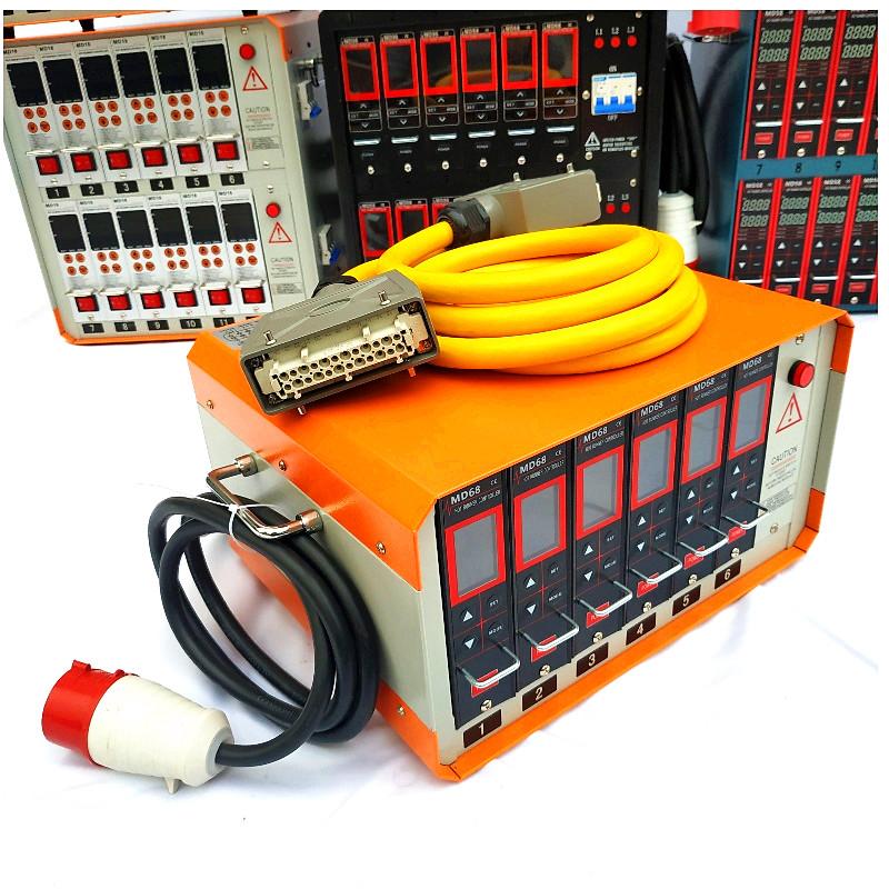 MD68 LCD в китайской и английской системе контроля температуры