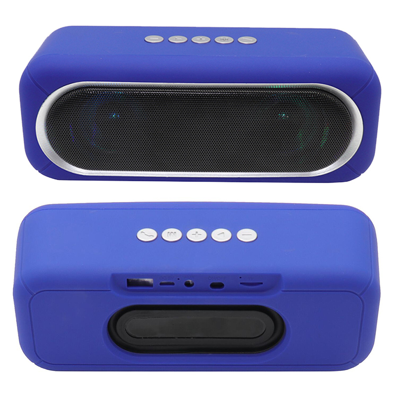 Bluetooth-динамик OS-590 с мерцающим ярким светом