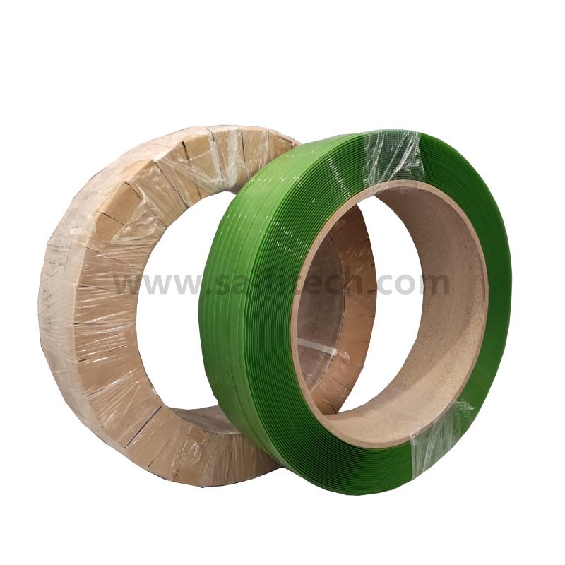 зеленая полиэфирная связка