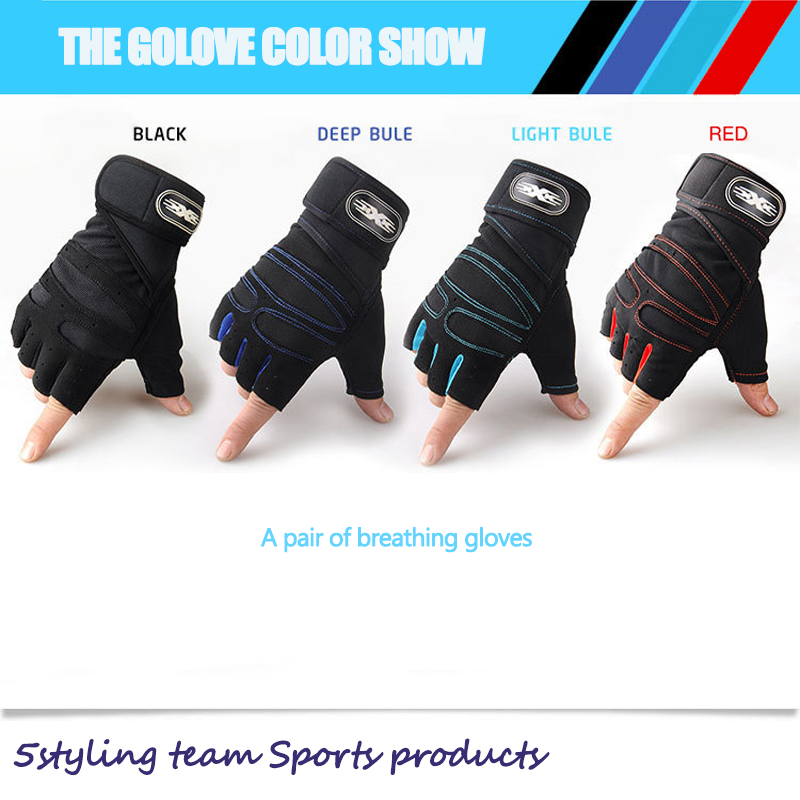 Lifting Half Finger Gloves мужские спортивные и фитнес-оборудование на открытом воздухе велосипедные перчатки тактические быстрые продажи внешней торговли